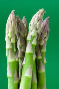 Picture of asparagus stalks